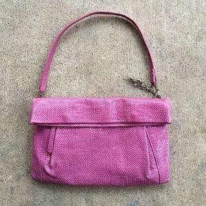 Gianni Chiarini | Lilac Fold-over Bag